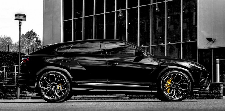 Lamborghini Urus Tuning by Wheelsandmore Deutschland